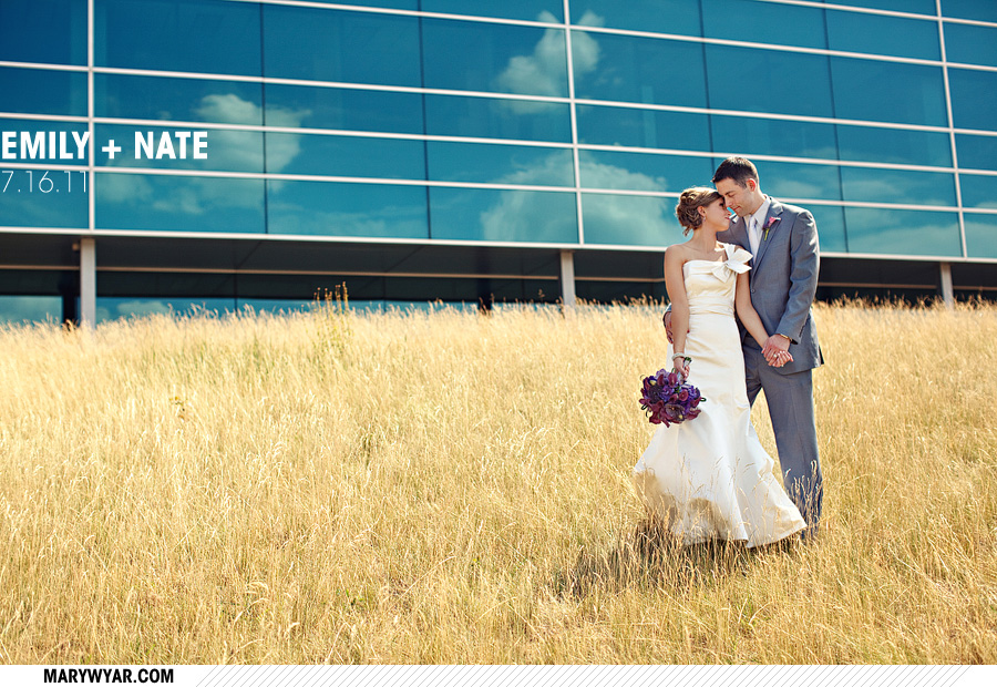 Toledo Wedding Photographer Glass Pavilion