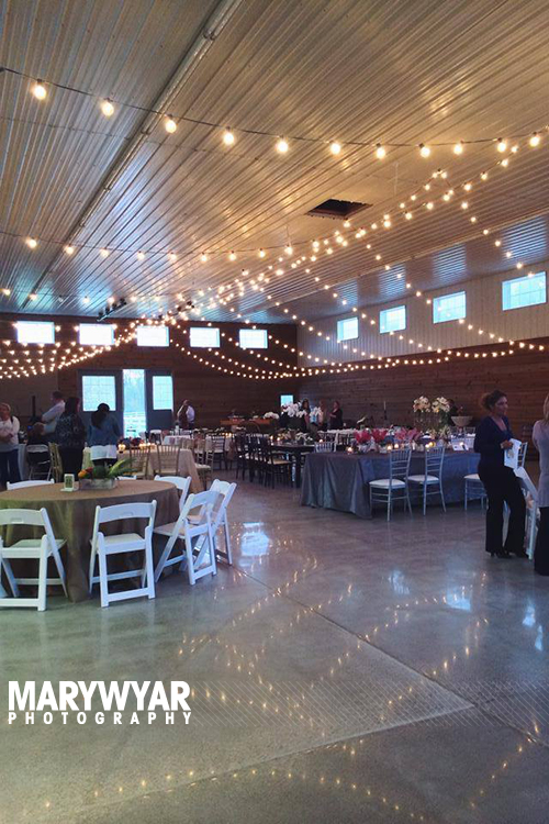 Toledo Wedding Venues photo The Stables