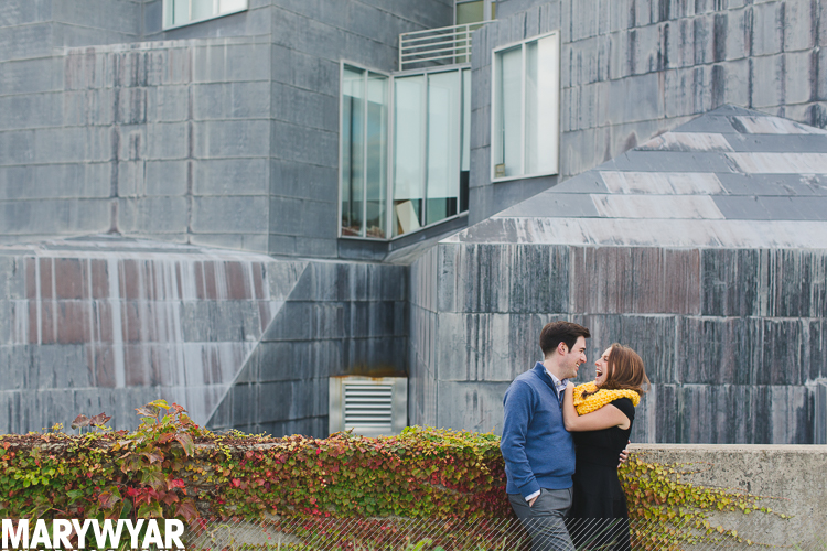 Toledo Frank Gehry CVA Museum Engagement Photos