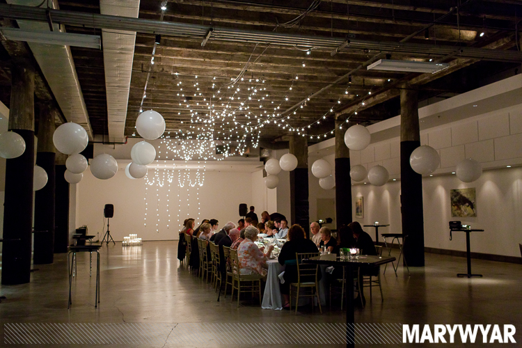 Toledo Registry Bistro Secor Building Wedding