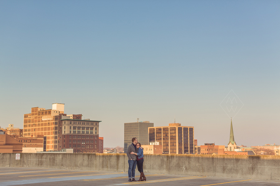 toledo-wedding-photographer-parking-garage-downtown-12
