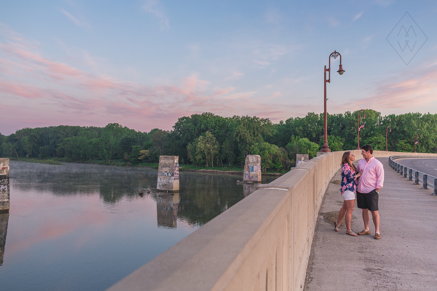 toledo wedding photographer maumee engagement photos sunrise-001
