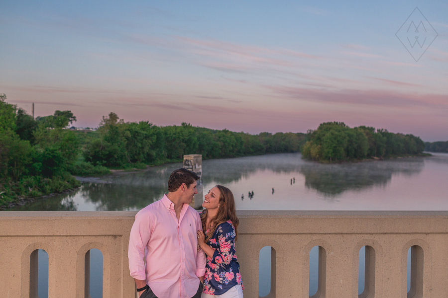 toledo wedding photographer maumee engagement photos sunrise-002