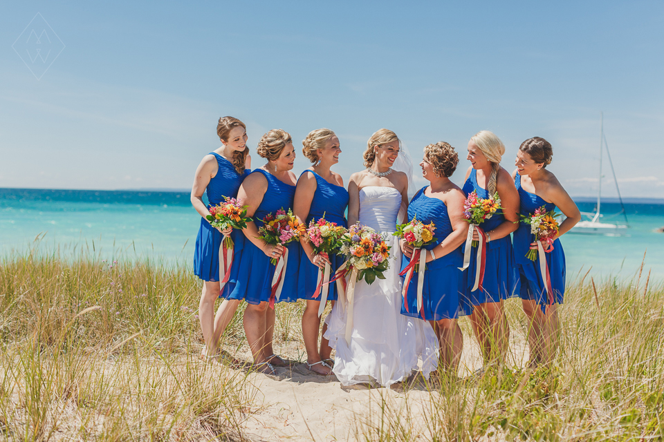 Traverse City Wedding Photographer Leland