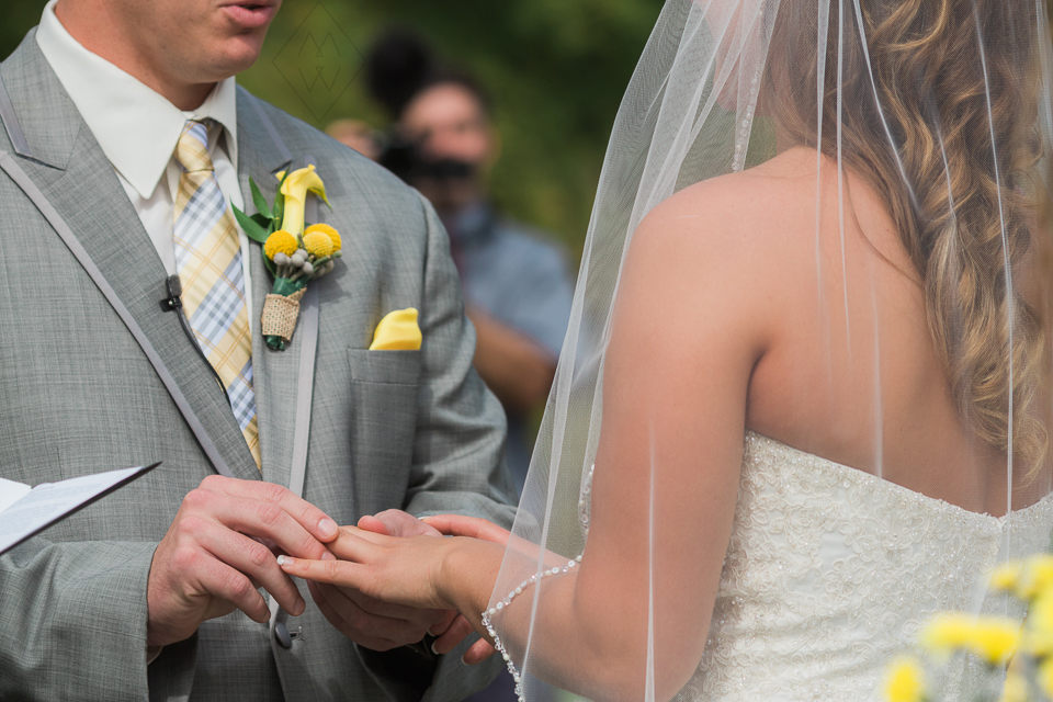toledo botanical gardens wedding photos