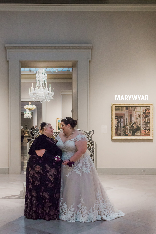 toledo museum of art glass pavilion wedding vow renewal