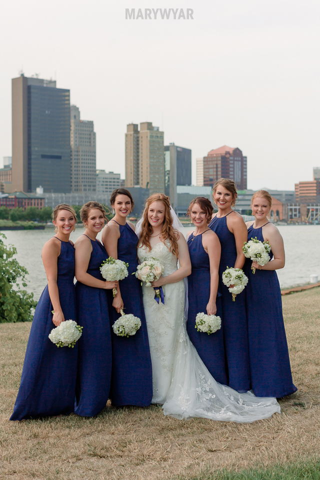 Registry Bistro Downtown Toledo Wedding Venue Photos