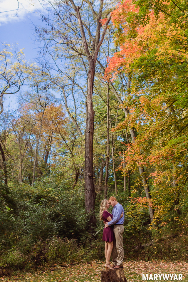 Toledo-fall-engagement-photos-sidecut-park-001