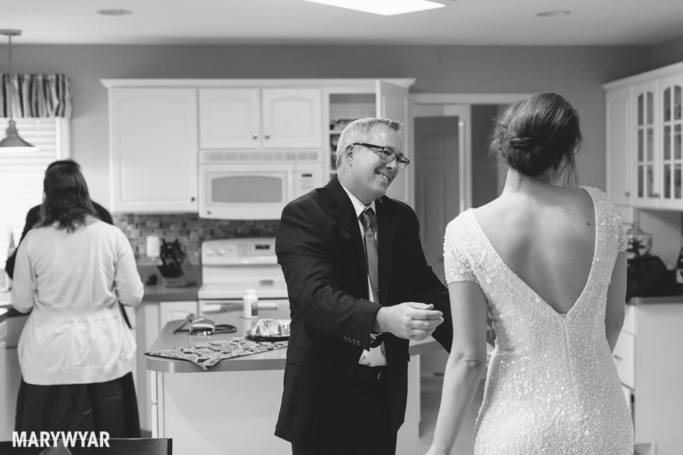black and white noir wedding photos toledo photography-005