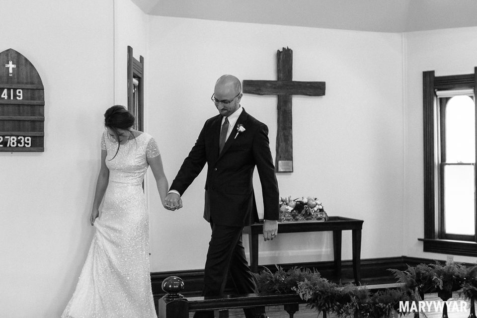 black and white noir wedding photos toledo photography-011