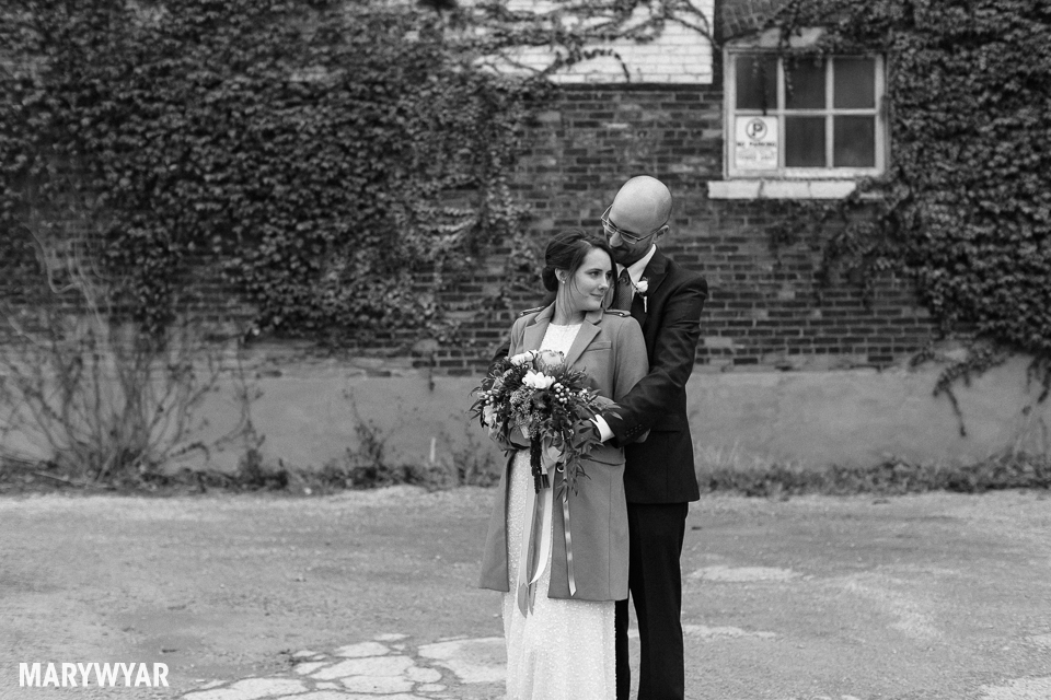 black and white noir wedding photos toledo photography-014