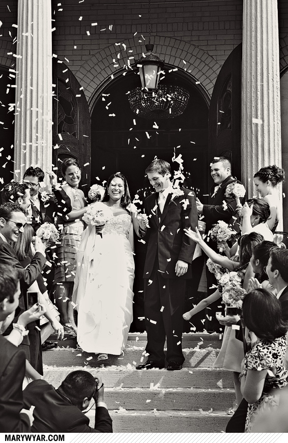 Toledo Greek Wedding Photos