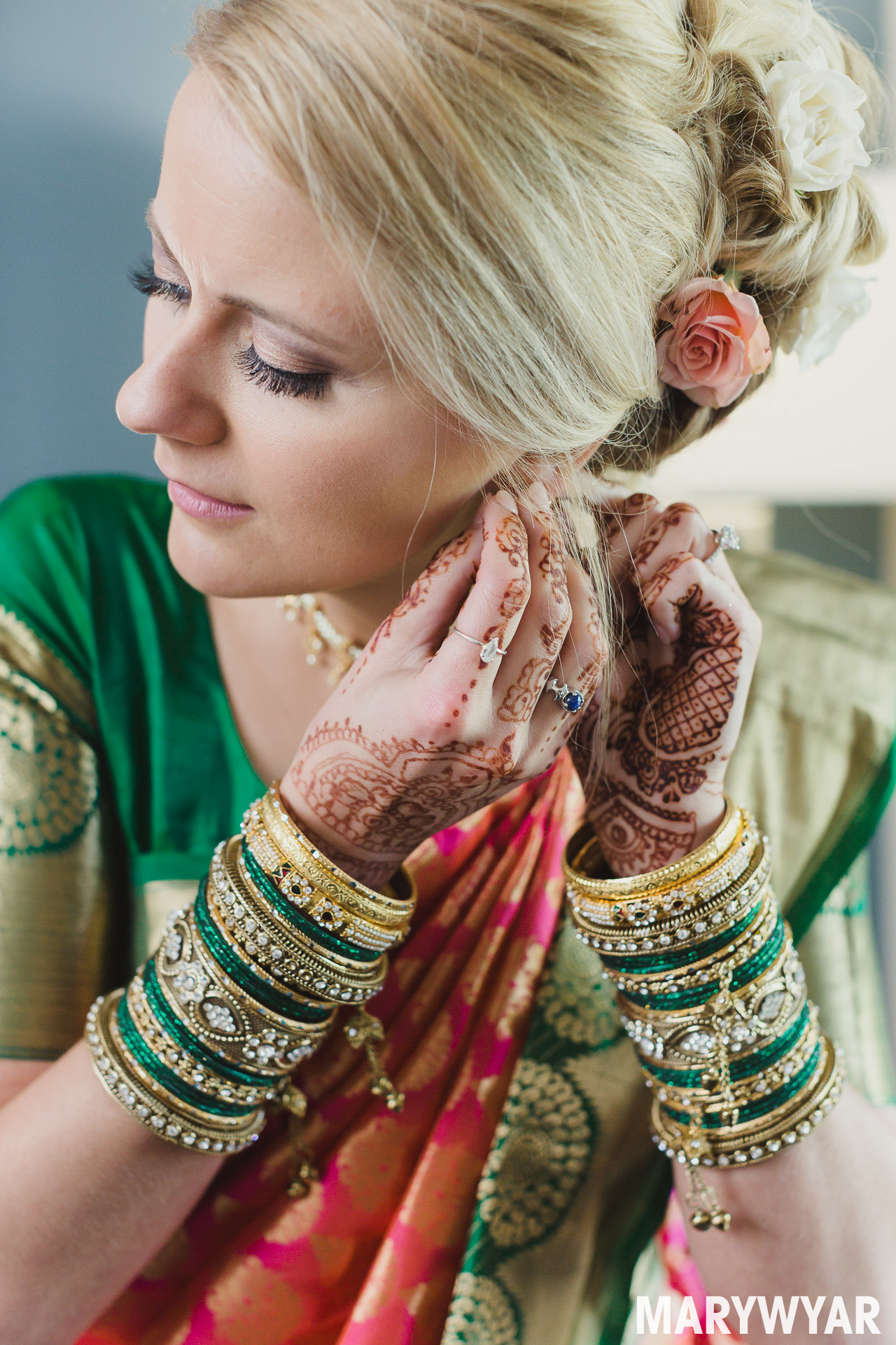 Cleveland Ohio Indian Hindu Wedding Photos