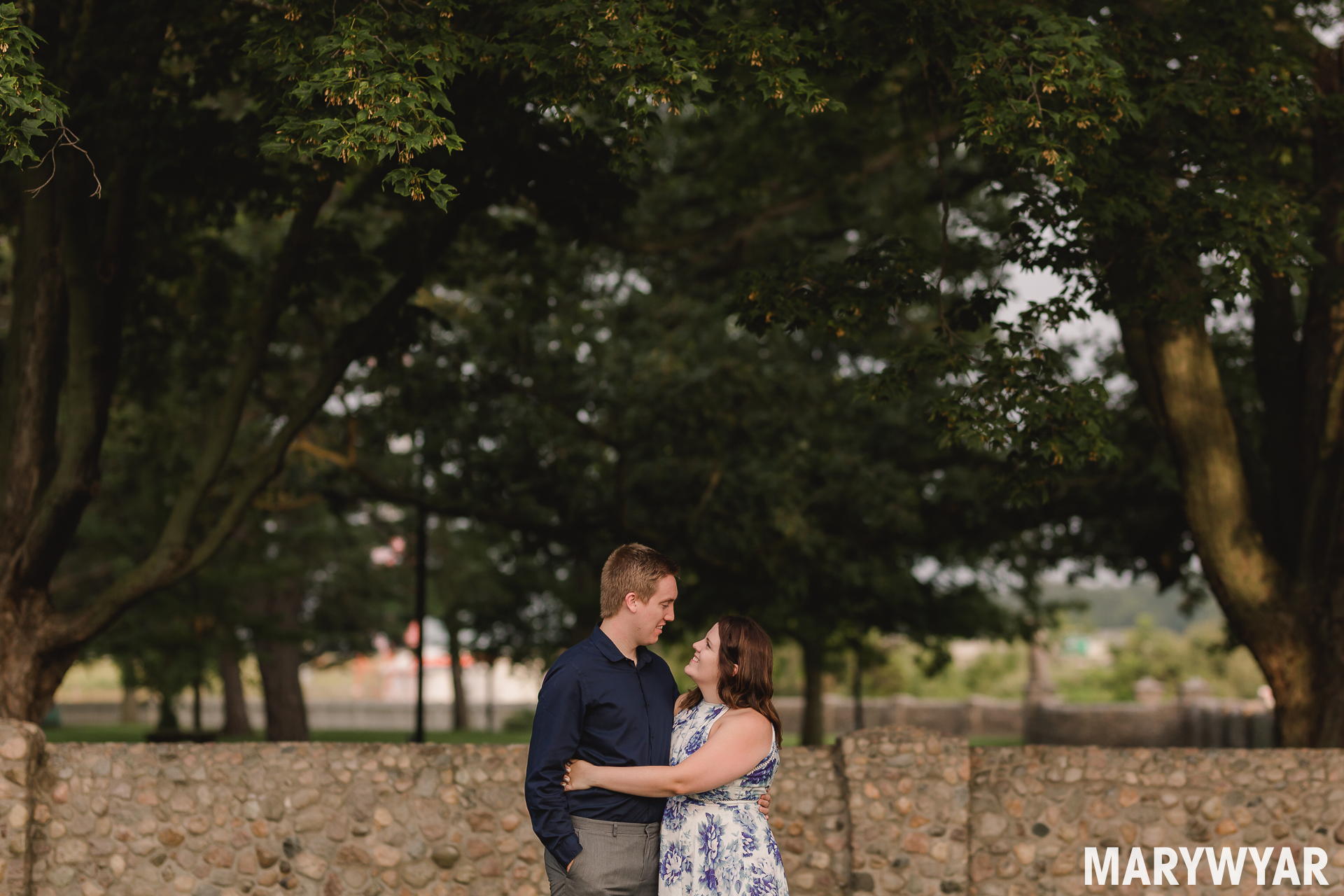 bowling green BG ohio engagement photos wood county historical