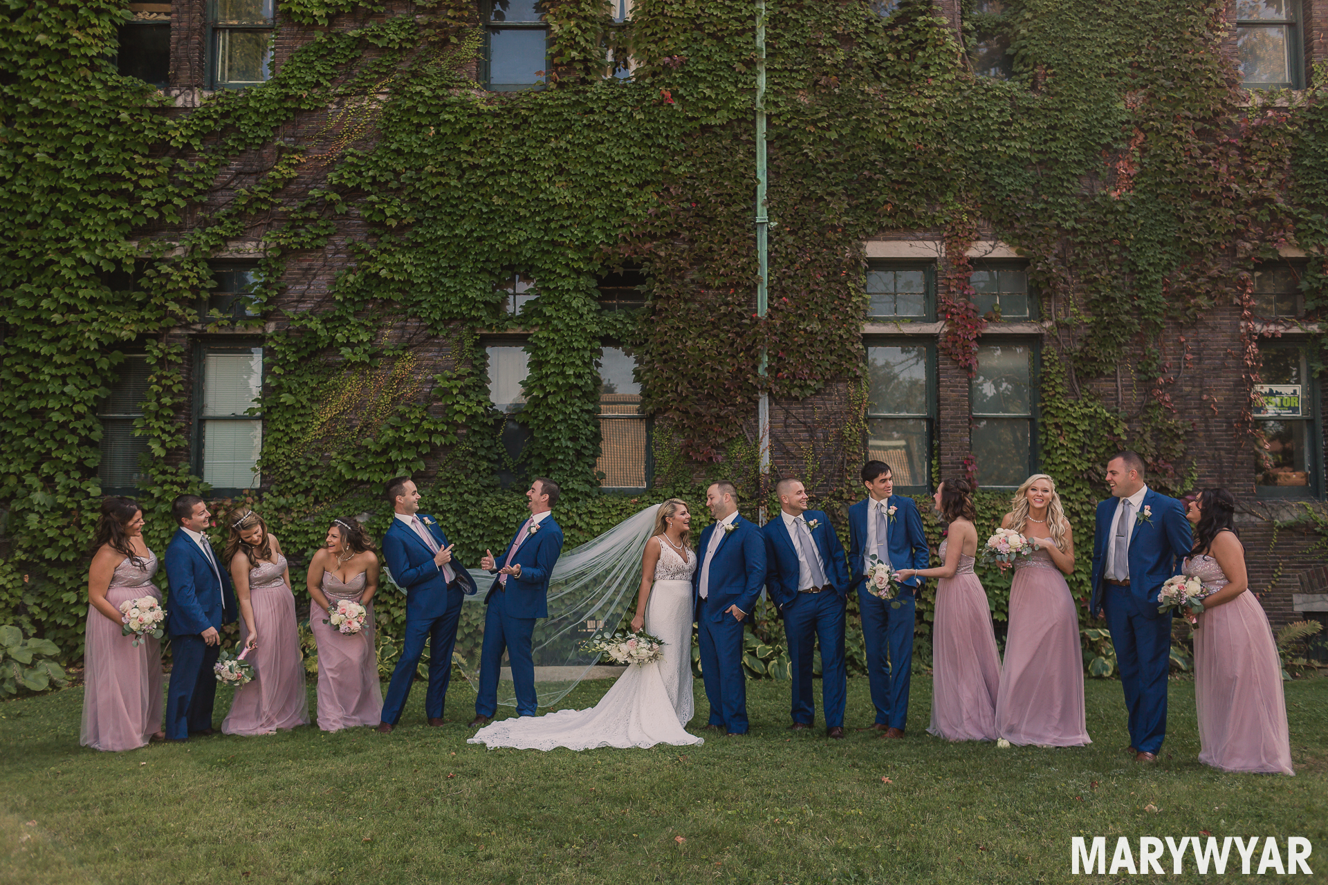 Toledo wedding photo
