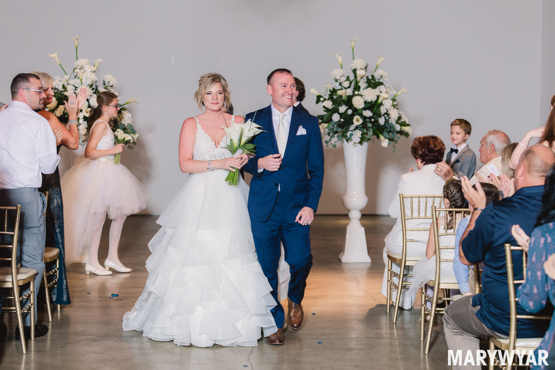 registry bistro toledo wedding photos