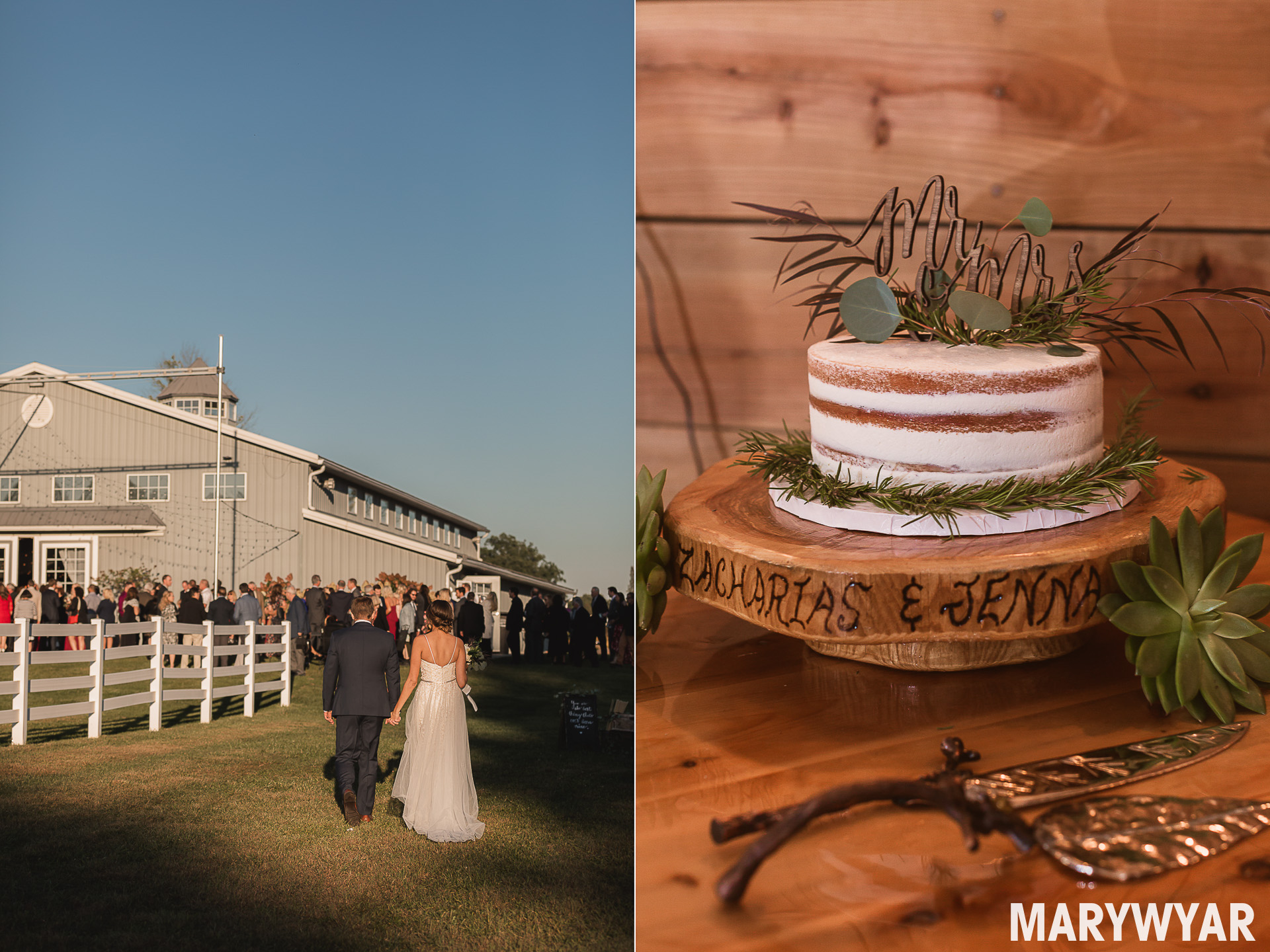 The Stables Whitehouse Wedding Photo Toledo Rustic