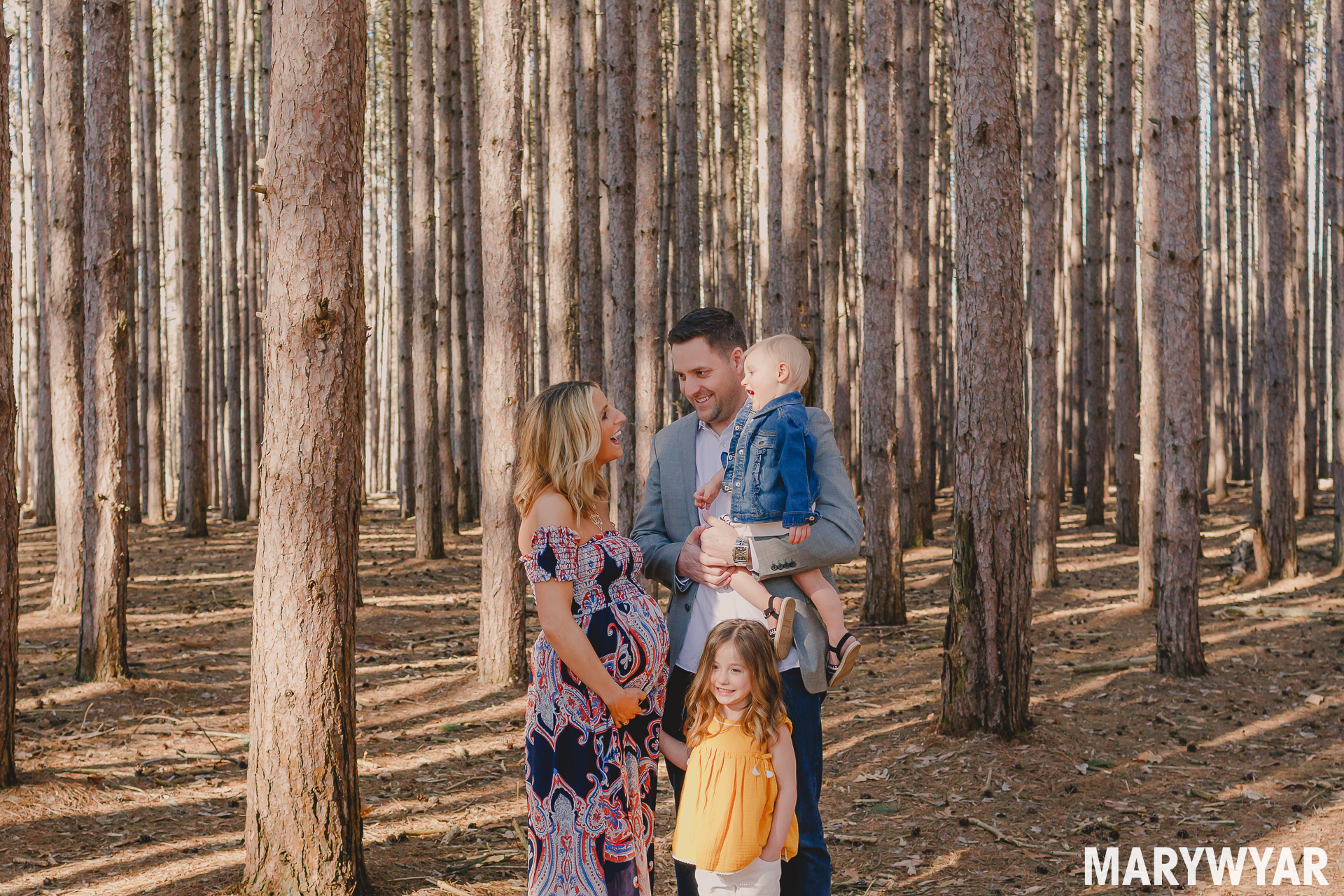 Oak Openings Spot Family Portraits