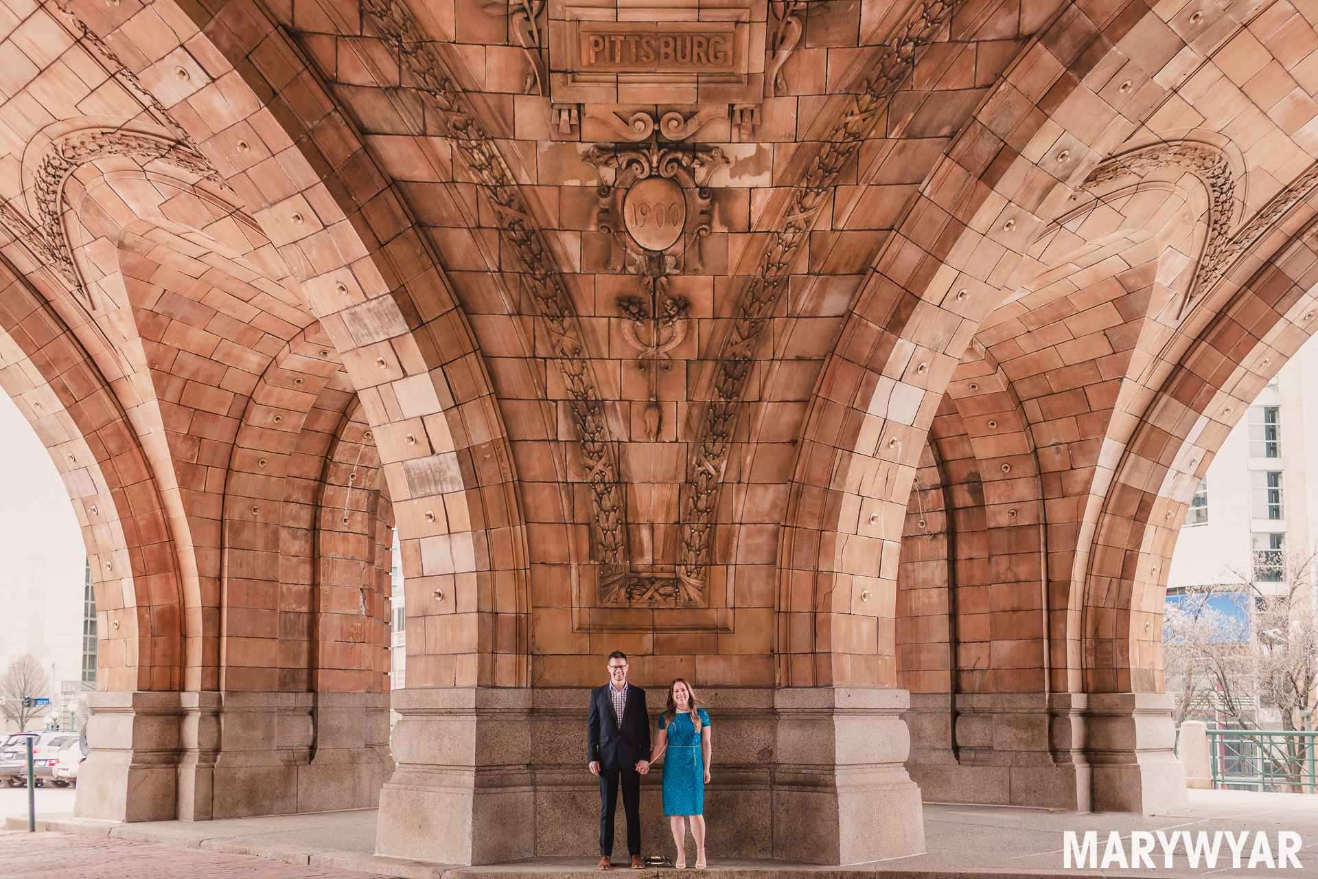 Pittsburgh Engagement Photos Pennsylvanian