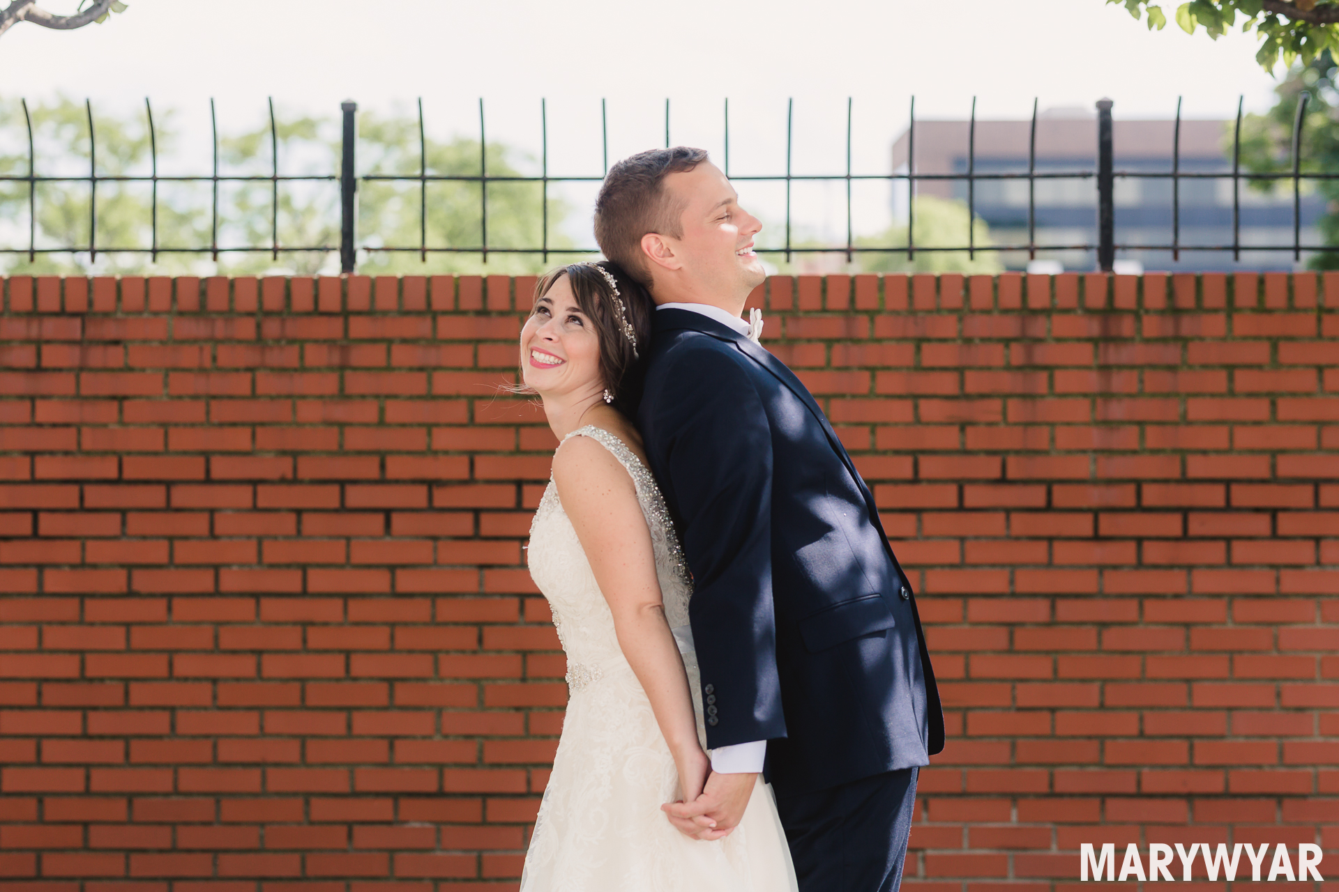 Toledo club wedding photos