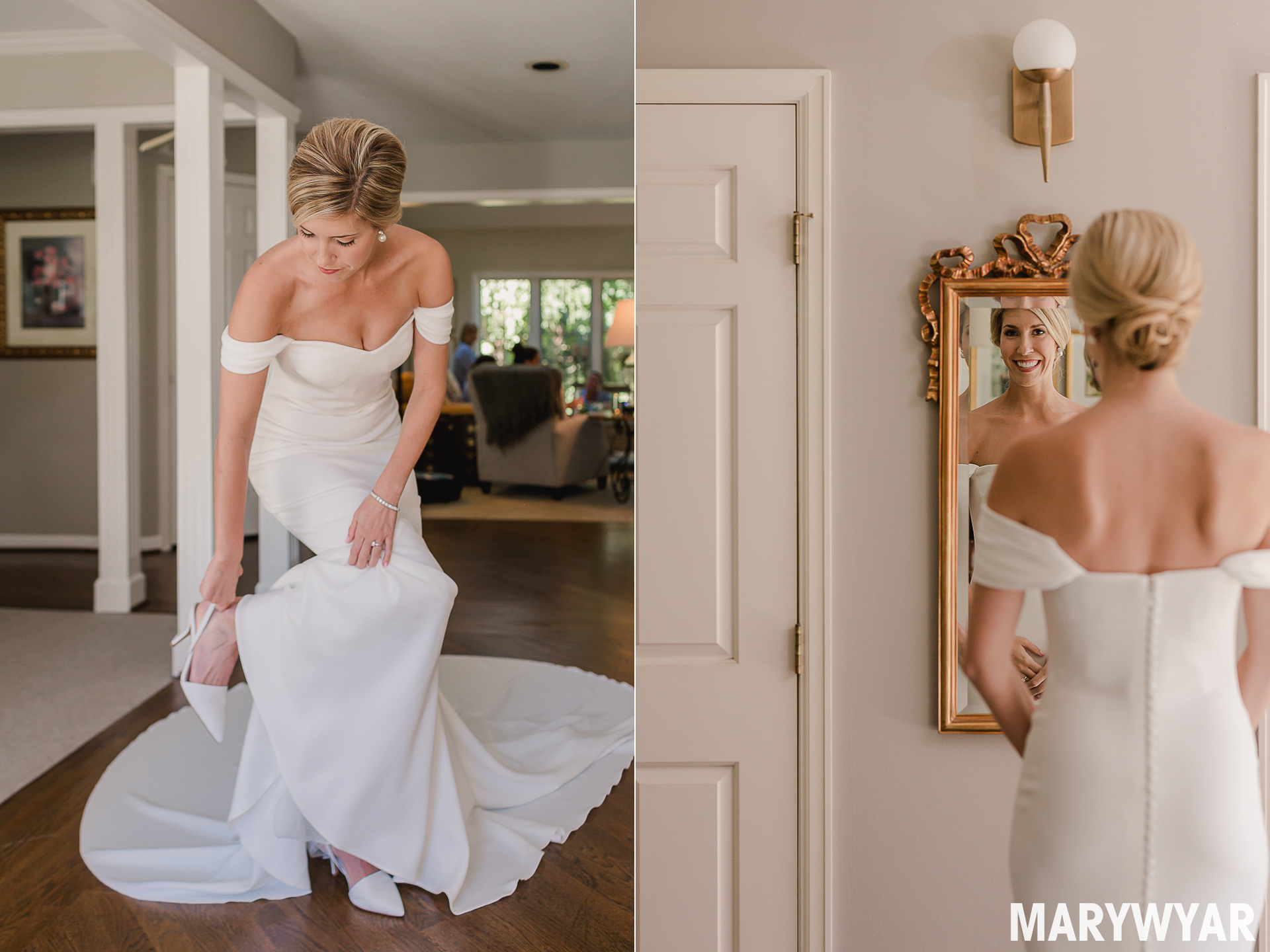 Modern Toledo Ohio Wedding Photographer