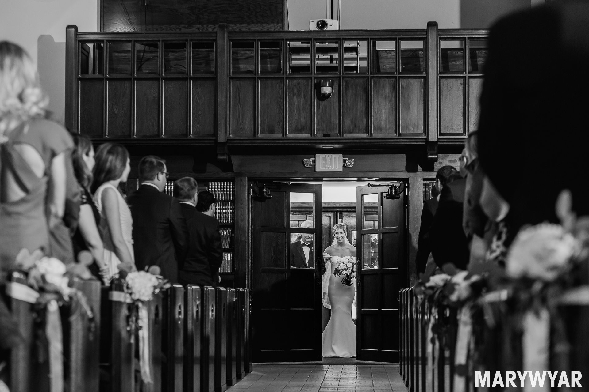 Wedding Photo Hope Lutheran Church Toledo Ottawa Hills