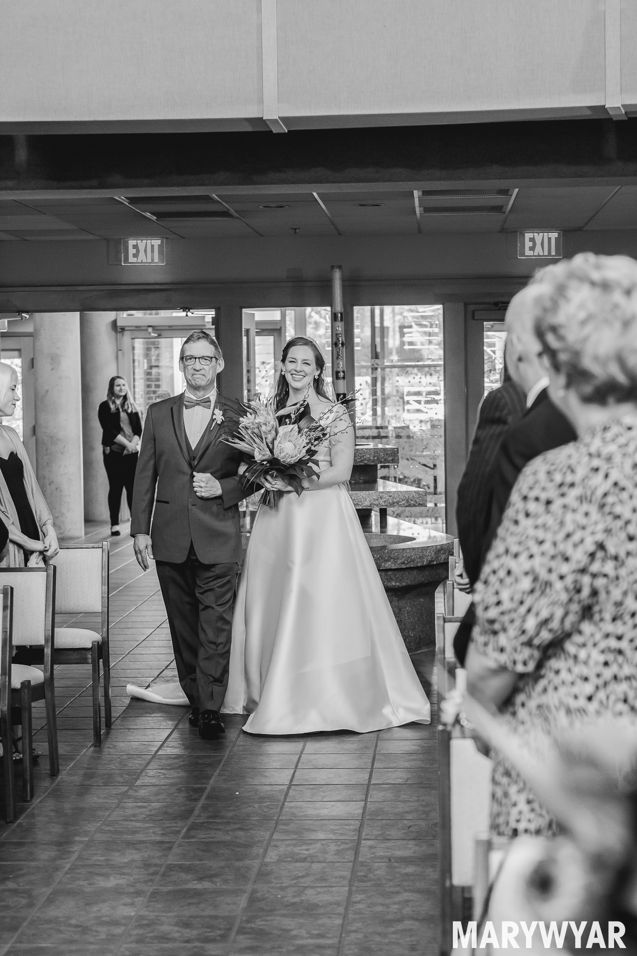 Toledo Corpus Christi wedding photo