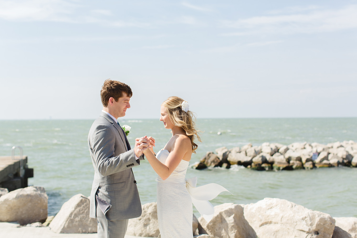 Catawba Island Club Wedding Photos