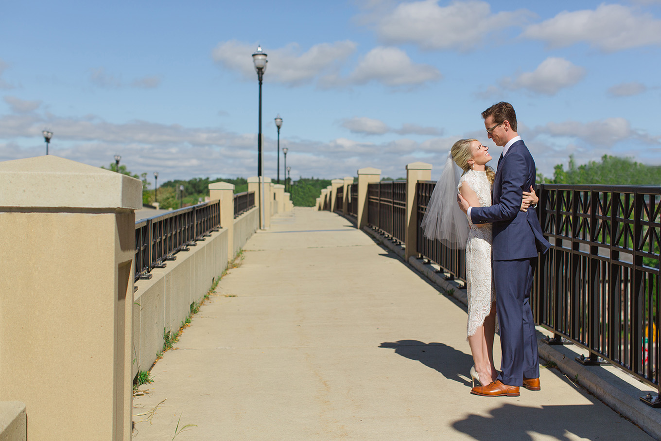 Ann Arbor Wedding The Gandy Dancer Photos
